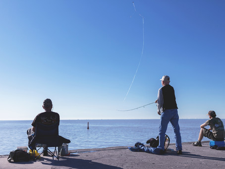All About Pier Fishing
