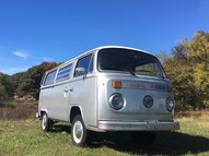 1974 Camper Bus