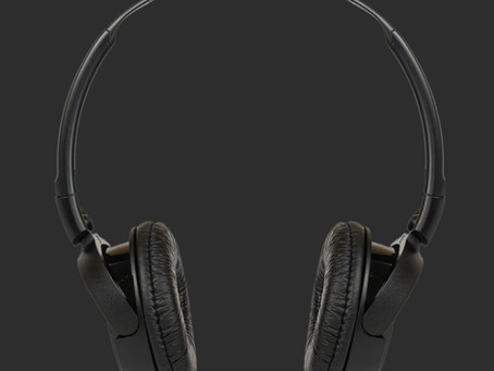 ヘッドフォン型装置で不安・うつ・不眠を改善する