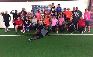 Rowlett Fit Body Boot Camp