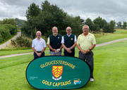 Group 8 - Keith Hanson & Alan Veitch with Terry Thorns & Bob Beeson