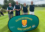 Group 5 - John Cumming & Rex Parry with Steve Spicer & Ray Gunston