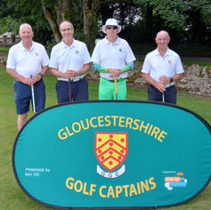 Group 8 - Graham Richings & Keith Hanson with Dilwyn Bull & Andrew Eveleigh