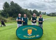 Group 6 - Jim Ford & Ron Gibson with John Smith & Mike Badcock