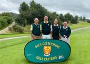 Group 7 - Trevor Stewart & Alan Robinson with Adrian Gazzard & Brian Waggett