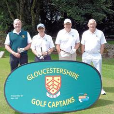 Group 6 - Alan Taylor & Phil Porter with Chris Doody & John Linton