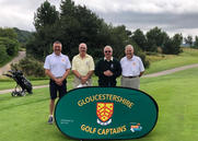 Group 1 - Sam Collins & Martin Neal with Graham Heaman & Brian Rice