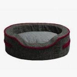 ZEEZ Oval foam bed