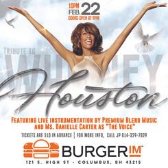 The Whitney Houston Tribute