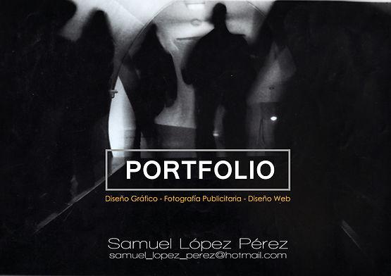 Portfolio Artes Gráficas Samuel López