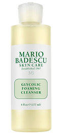 Glycolic Foaming Cleanser by Mario Badescu