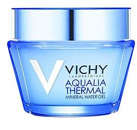 Vichy Aqualia Thermal Mineral Water Gel Facial Moisturizer, Oil-Free