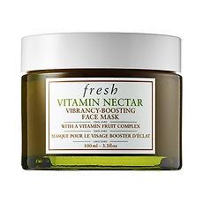 Vitamin Nectar Vibrancy Boosting Mask
