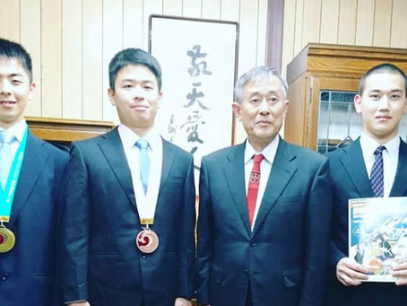 技能五輪全国大会にて、銅メダルと敢闘賞を獲得しました!