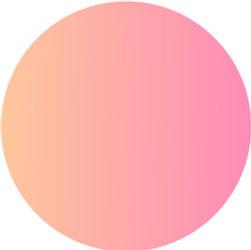 Pink Gradient Circle