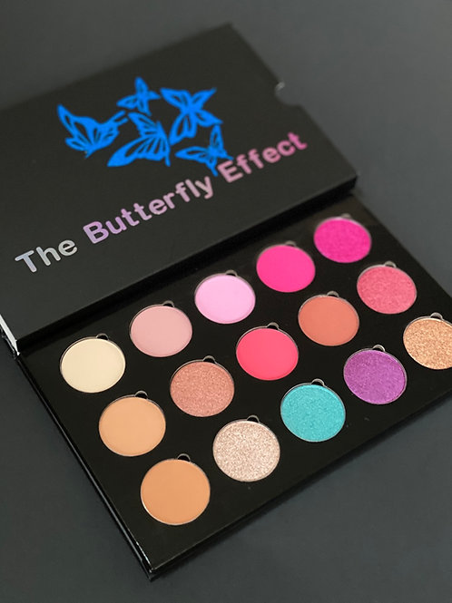 The Butterfly Effect Palette