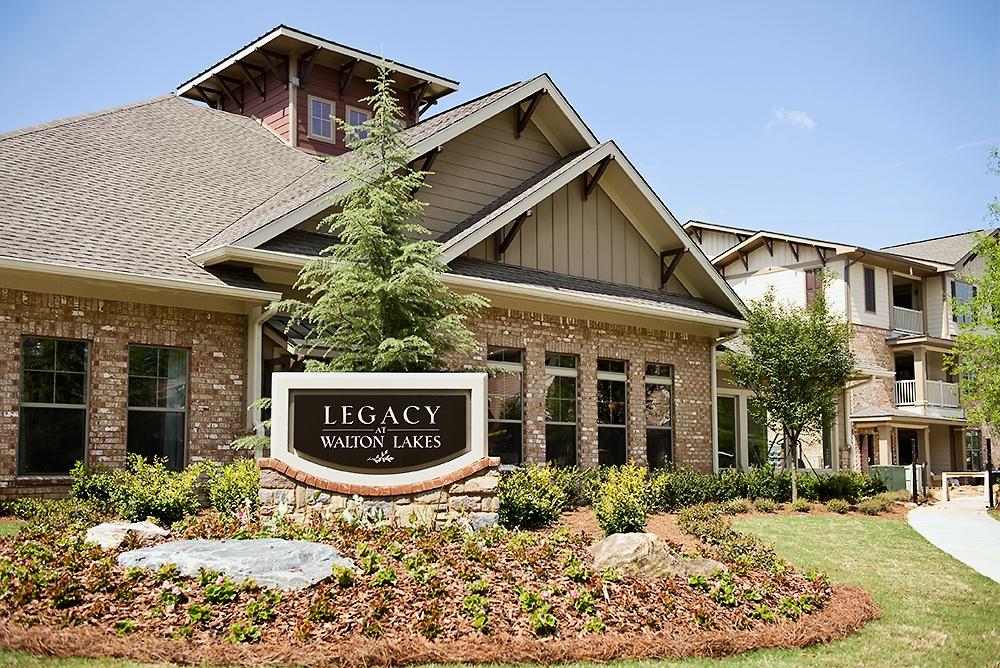 Walton Legacy  - sign