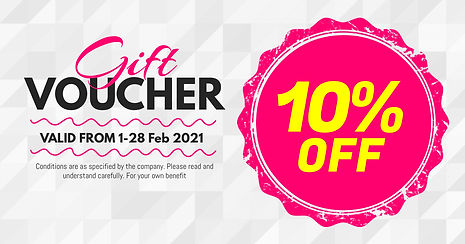 Copy of Gift Voucher - Made with PosterM
