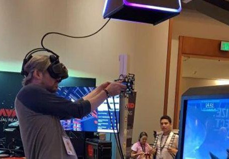 IAAPA 2019: Forbes' Charlie Fink Likes TRANSFORMERS: VR BATTLE ARENA