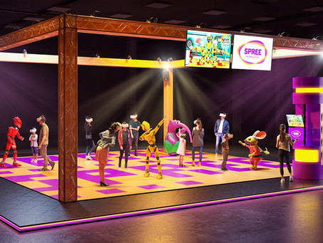 SPREE Interactive IAAPA Wrap-up Courtesy of RePlay Mag