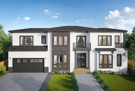 Modern Praire, Summer 2022 delivery. 5600 sq of exquisite finishes.