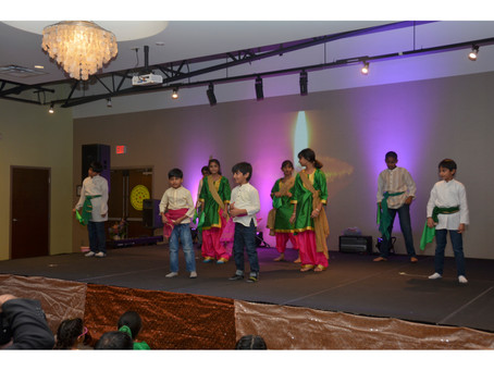TOLF's 3rd Annual Cultural Show Raised Over $3,000 and Educated our Community on Child Trafficking!