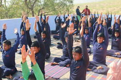 yoga kailash satyarthi trafficking