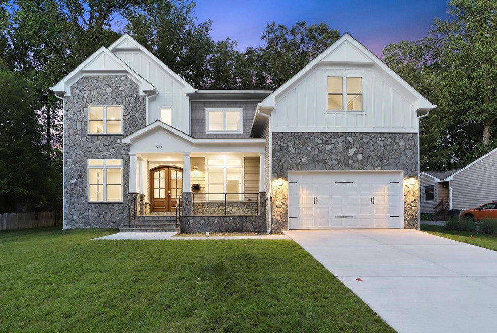Transitional (6000 sq ft)
