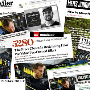 The Pro's Closet Six-Month Earned Media Results