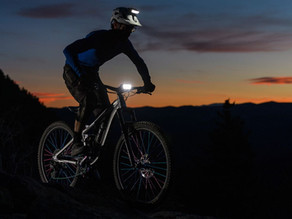 """Content Development: Outbound Lighting """"EVO Downhill Package"""" Promo Photos and Videos"""