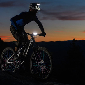 "Content Development: Outbound Lighting ""EVO Downhill Package"" Promo Photos and Videos"
