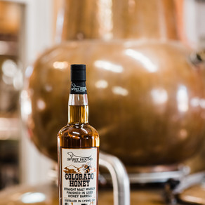 Spirit Hound Distillers Strike Double Gold + at Breckenridge Craft Spirits Festival