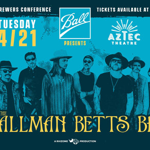 """Ball Presents The Allman Betts Band"" CBC Event Cancelled"