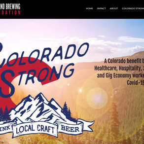 Left Hand Brewing Foundation and Colorado Brewers Guild tap Turn It Up Media for Colorado Strong PAC