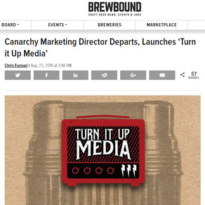 Canarchy Marketing Director Departs, Launches 'Turn it Up Media'