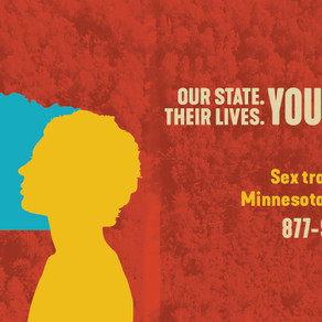 """Your Call MN"" Launches Statewide Awareness Campaign to Combat Sex Trafficking"