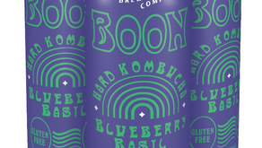 Indeed Brewing Company Gears up to Release Boon Hard Kombucha in Cans