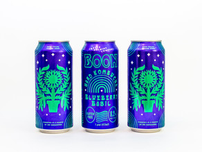 Indeed Brewing Company Releases Boon Hard Kombucha in Cans