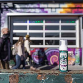 Stuvz Launches Next Generation Hand Sanitizer