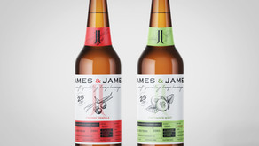 James & James Launches First Craft CBD Seltzer Made With...