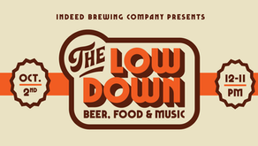 Indeed Brewing Company Hosts The Lowdown, an All-Day Beer & Music Street Festival