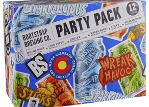 Bootstrap Brewing Releases Revolutionary Hard Seltzer & Craft Beer Mixed Party Pack