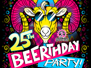 TIUM Founder, Chad Melis, To Speak at The Colorado Brewers Guild's 25th Beerthday Party.