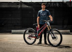Win Neko Mulally's Custom 2019 World Championship Bike and Help Get More Kids on Two Wheels