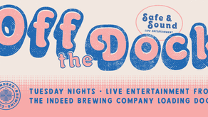 Indeed Brewing Company Launches Outdoor Live Music Series