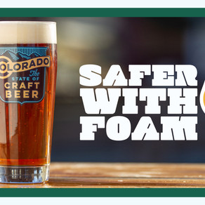 Safer With Foam: Colorado Strong Launches Statewide Public Awareness Campaign