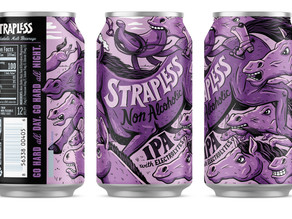 PRESS RELEASE:  Bootstrap Brewing Announces Line of Non-alcoholic Beers: Strapless NA Beers Launch