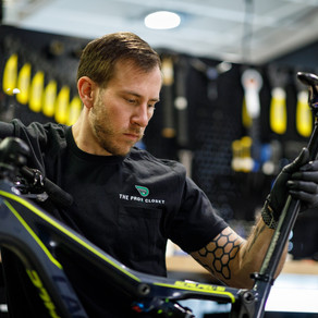 """""""The Pro's Closet"""" Launches Revolutionary """"Certified Pre-Owned"""" Bike Program"""