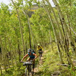 Content Creation: Bikepacking in the Sawatch & Collegiate
