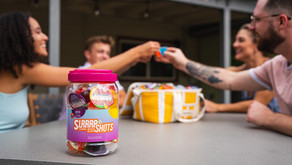 SLRRRP Shot's Alcohol-Infused Gelatin Shots Disrupting the Ready-to-Drink Beverage Market